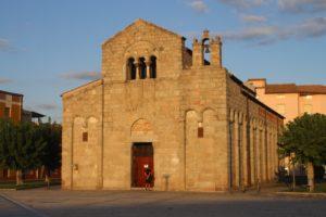 Chiesa di San Simplicio all'alba
