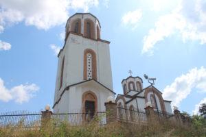 Chiesa di San Teodoro Vrsacko - fronte