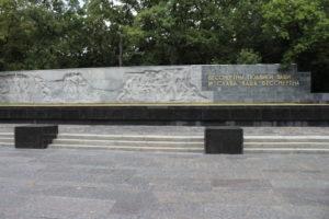 Complesso Memoriale della Gloria - altre scene di guerra scolpite