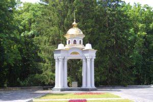 Complesso Memoriale della Gloria - la Cappella