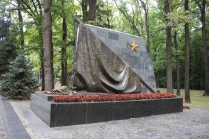 Complesso Memoriale della Gloria - una delle opere presenti