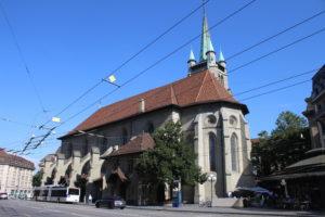 Eglise Reformèee Saint-Francois - retro