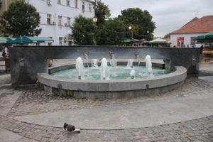 Fontana in Veliki Trg