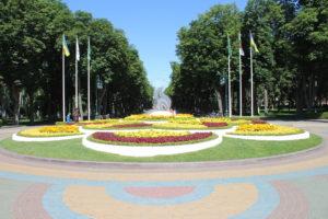 Gorky Park - appena dopo il precedente ingresso