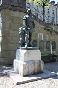 In onore di Berchtrold von Zahringen