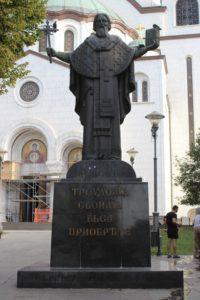 In onore di San Sava