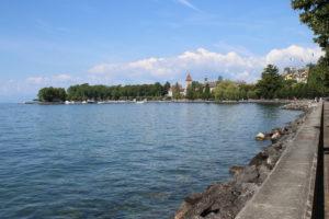 Lago Lemano - panoramica
