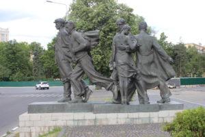 Memoriale per gli studenti caduti nella seconda guerra mondiale