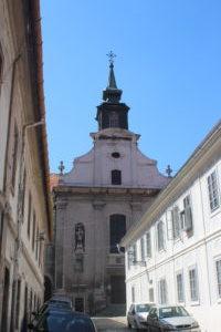 Monastero di San Giorgio - vista frontale