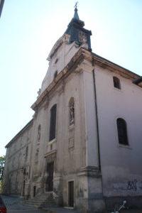 Monastero di San Giorgio - vista laterale