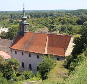 Monastero di San Giorgio visto dalla Fortezza