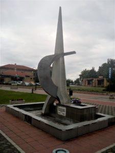 Monumento a Golubac