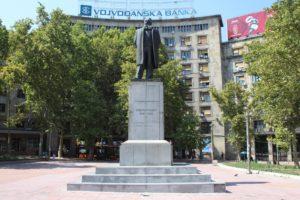 Monumento a Nikola Pasic