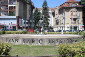 Monumento ad Ivan Saric