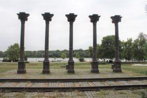 Monumento alla Stazione Ferroviaria di Zemun