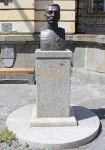 Monumento in onore di Petar Karadordevic