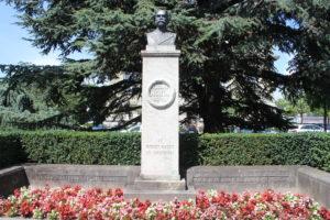 Monumento per Edouard Secretan