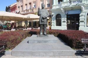 Monumento per Jasa Tomic