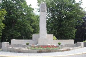 Monumento per le vittime della Prima Guerra Mondiale