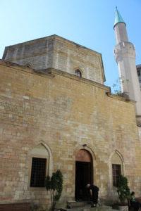 Moschea Bajrakli - fronte