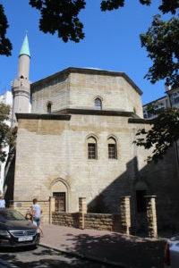 Moschea Bajrskli - vista laterale