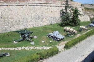 Museo Militare - scorcio