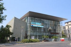 Nuova Sinagoga e Biblioteca Regionale Scientifica