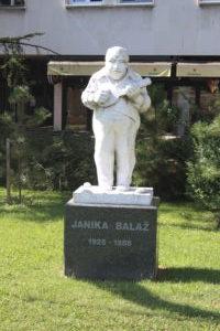 Omaggio a Janika Balaz