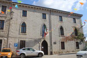 Palazzo della Provincia di Olbia-Tempio