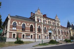 Palazzo della TJ Lokomotiva