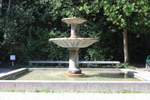 Parc de Mon Repos - fontana