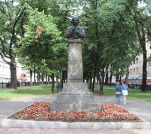 Per Nikolai Gogol