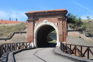 Porta di avvicinamento alla Fortezza - 3