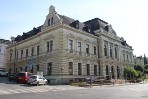 Posta Centrale di Jablonec