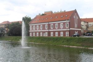 Scuola di Musica Josif Marinkovic e fontana