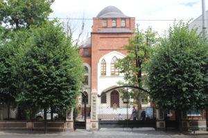 Sinagoga di Kharkiv