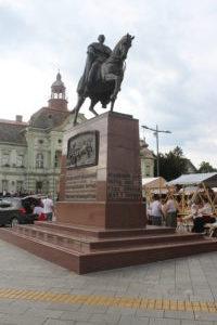 Statua Equestre a Pietro I° di Jugoslavia