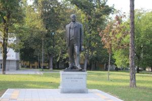 Statua di Milutin Milankovic