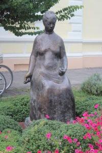 Statua in Trg Slobode