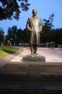 Statua per Ivo Andric