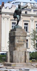Statua per Vojin Popovic