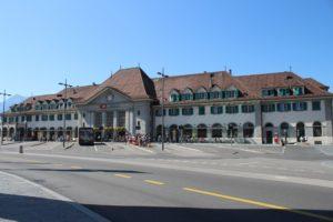 Stazione Ferroviaria di Thun