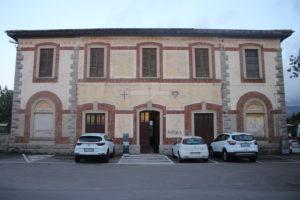 Stazione di Tempio Pausania - 1