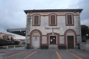 Stazione di Tempio Pausania - 2