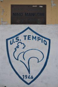 Stemma del U.S. Tempio Calcio 1946