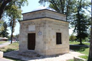 Turbeh di Damat Ali-Pasha