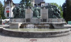 World Telegraph Monument