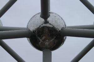Atomium - dettaglio