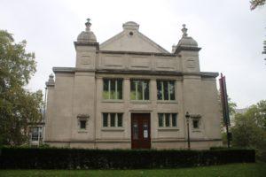 Biblioteca Solvay