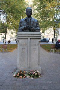 Busto di Re Baudouin